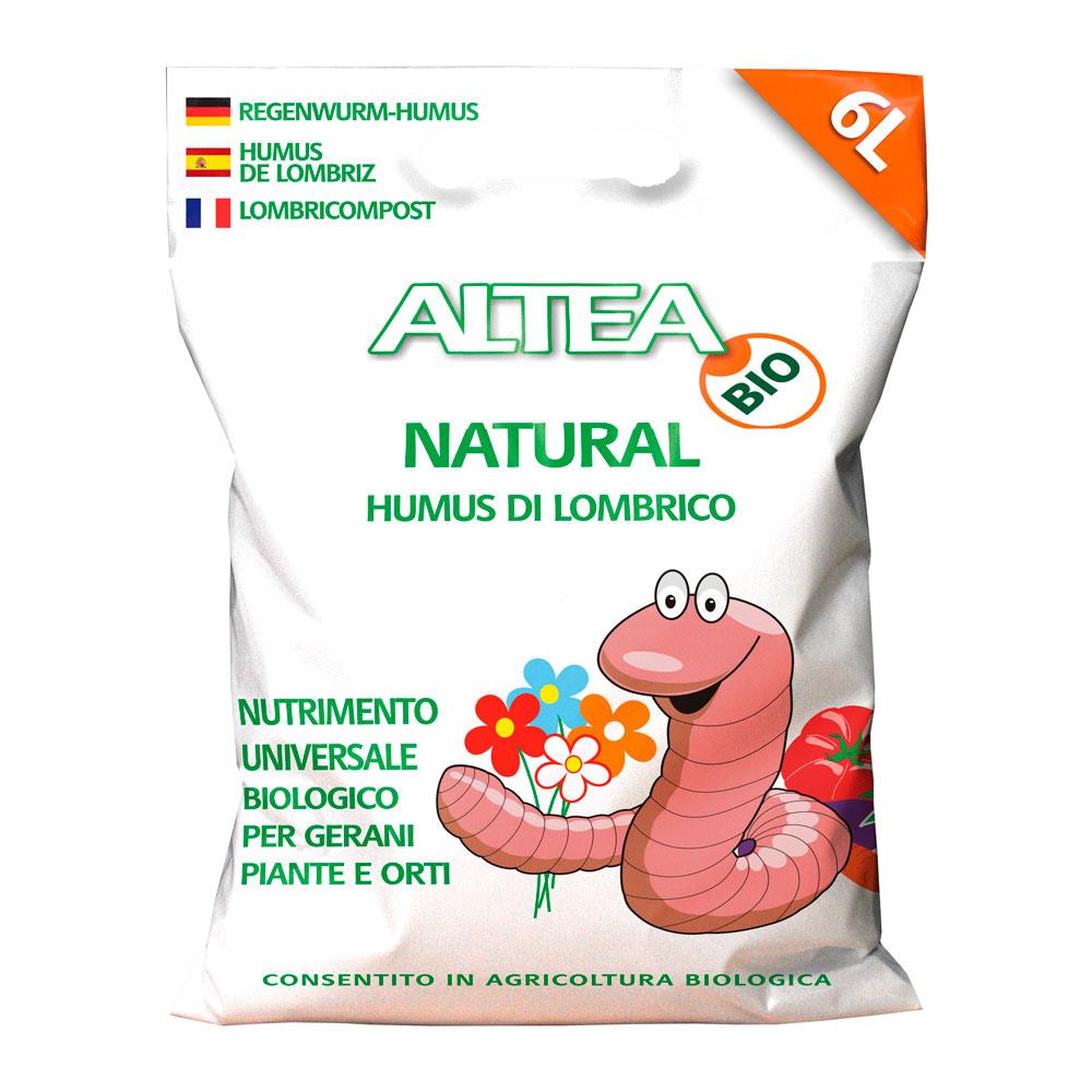 NATURAL HUMUS DI LOMBRICO KG3