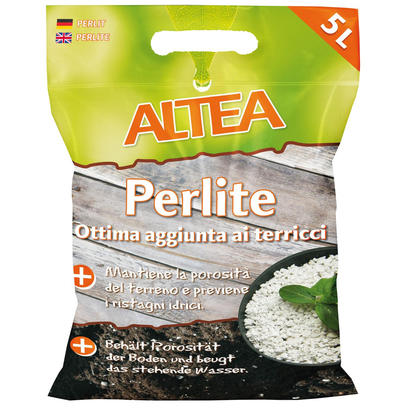 Altea Perlite in granuli 5 litri
