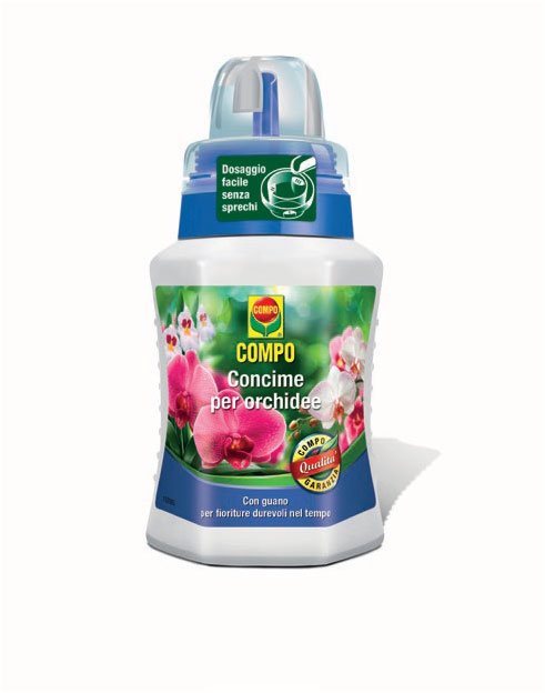 Compo CONCIME liquido PER ORCHIDEE 250ML
