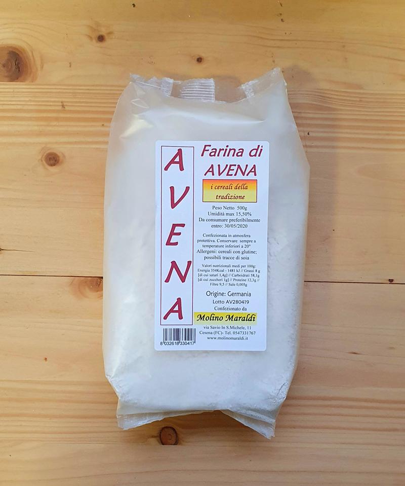Farina di AVENA gr500