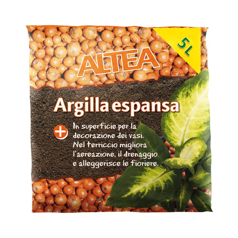 Altea Biglie di Argilla Espansa 10Lt granulo 8-15mm