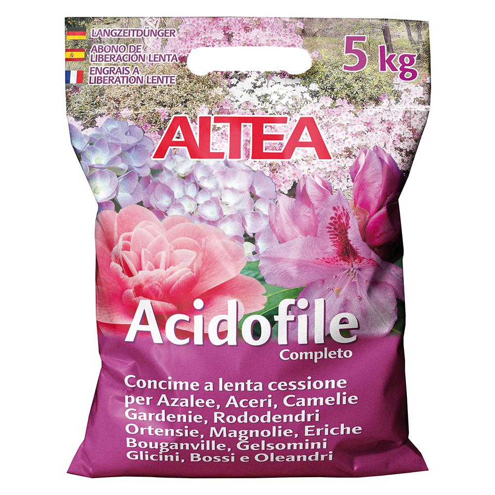 Altea ACIDOFILE COMPLETO kg5 CONCIME MINERALE GRANULARE