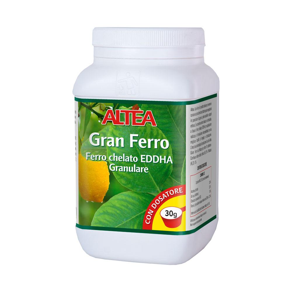 Altea GRAN FERRO gr350 CHELATO DI FERRO micropellettato
