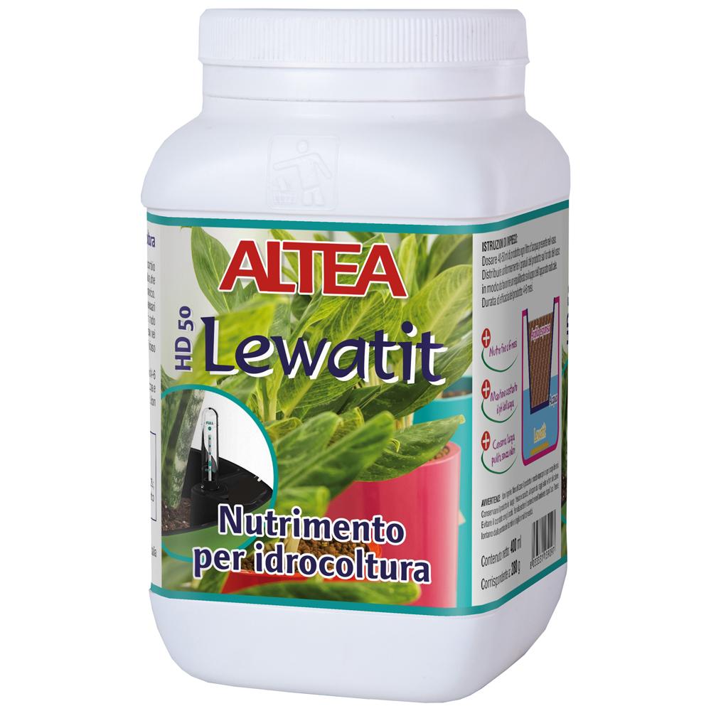 Lewatit Hd50 400ml nutrimento completo per idrocoltura