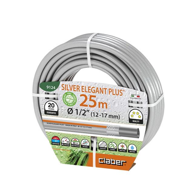 Tubo da irrigazione Silver Elegant Plus Ø 1/2 (12-17 mm) m 25