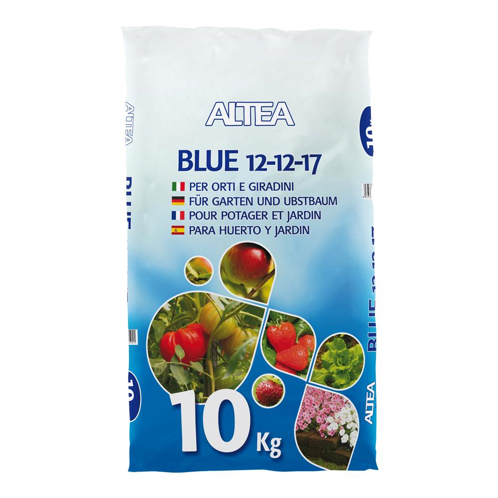 BLUE 12-12-17 kg10 concime minerale per orti e giardini