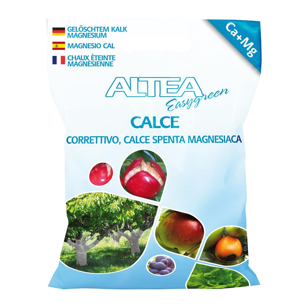 CALCE kg4 correttivo, calce spenta magnesiaca