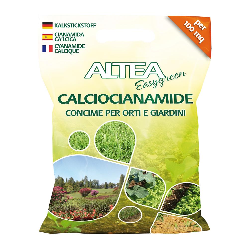 Calciocianamide kg5 GEODISINFESTANTE/DISERBANTE GRANULARE PER ORTI E GIARDINI