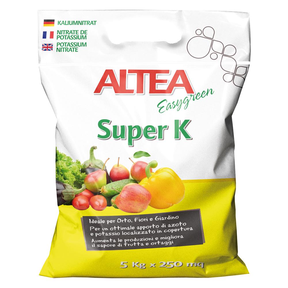 SUPER K nitrato di Potassio 13-46 per orto frutta e prato