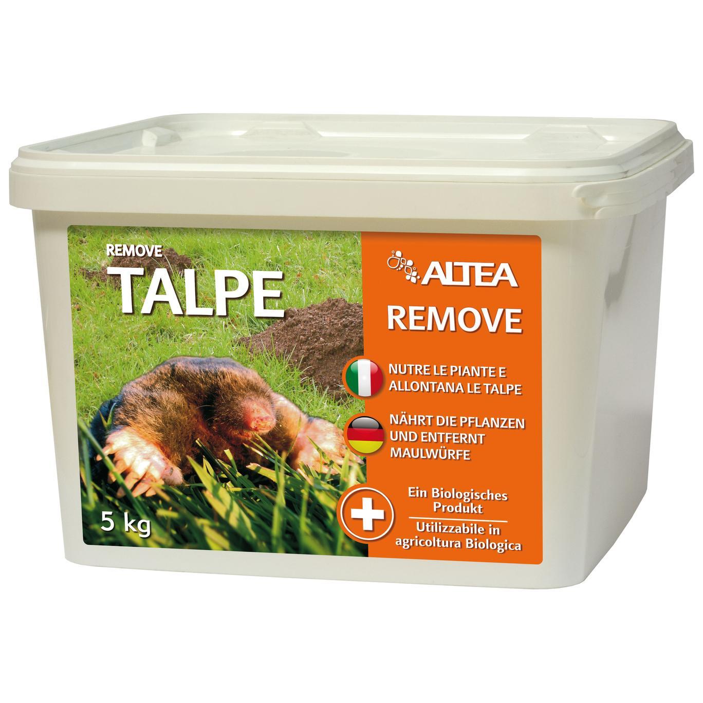 Compracomodo remove talpe kg5 repellente per talpe e topi - Lotta alle talpe in giardino ...