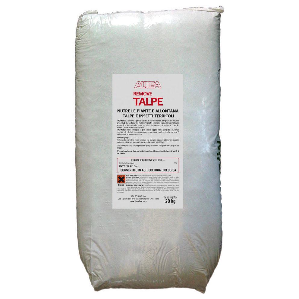 Compracomodo remove talpe sacco kg20 repellente per talpe - Lotta alle talpe in giardino ...