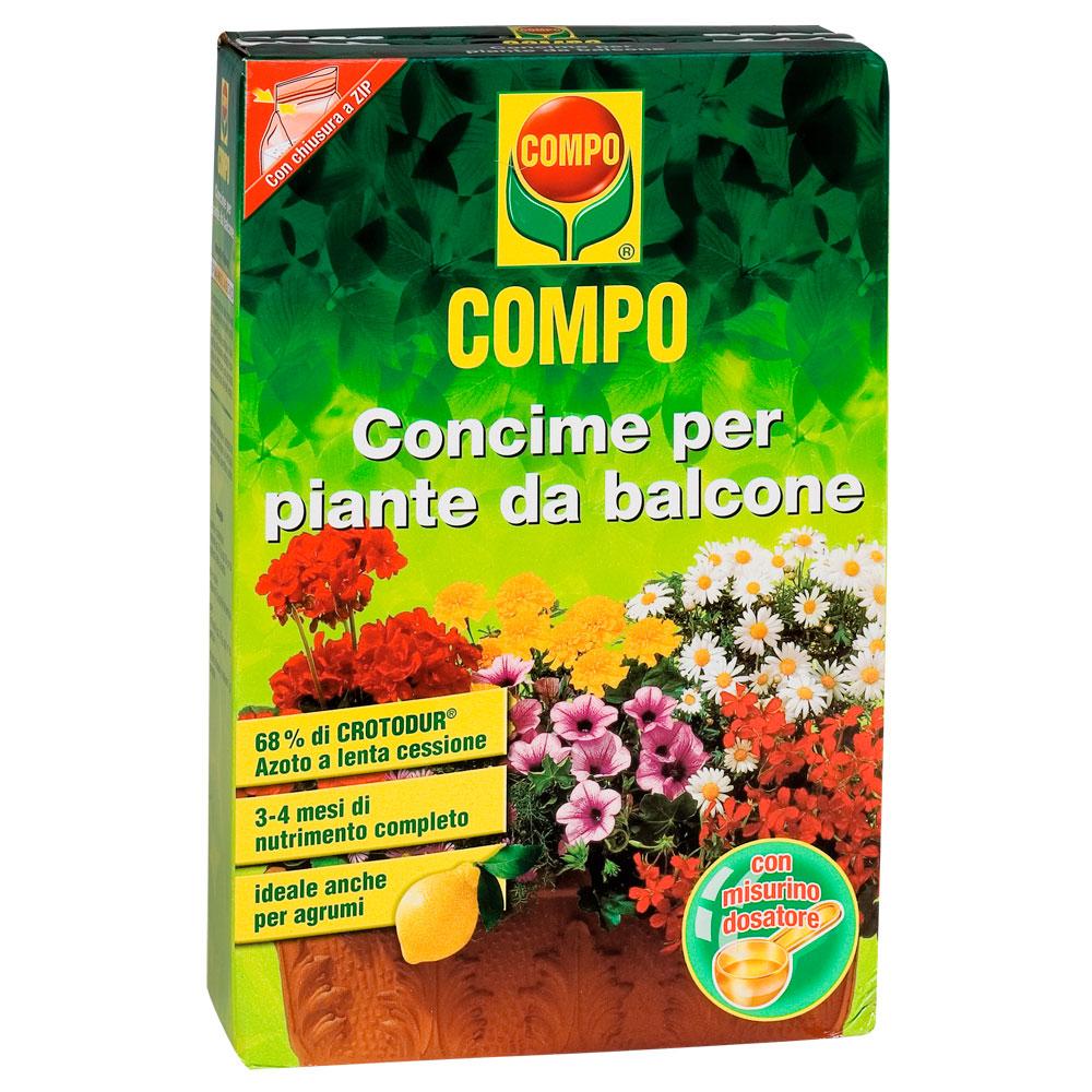 CONCIME PER PIANTE DA BALCONE E AGRUMI KG1