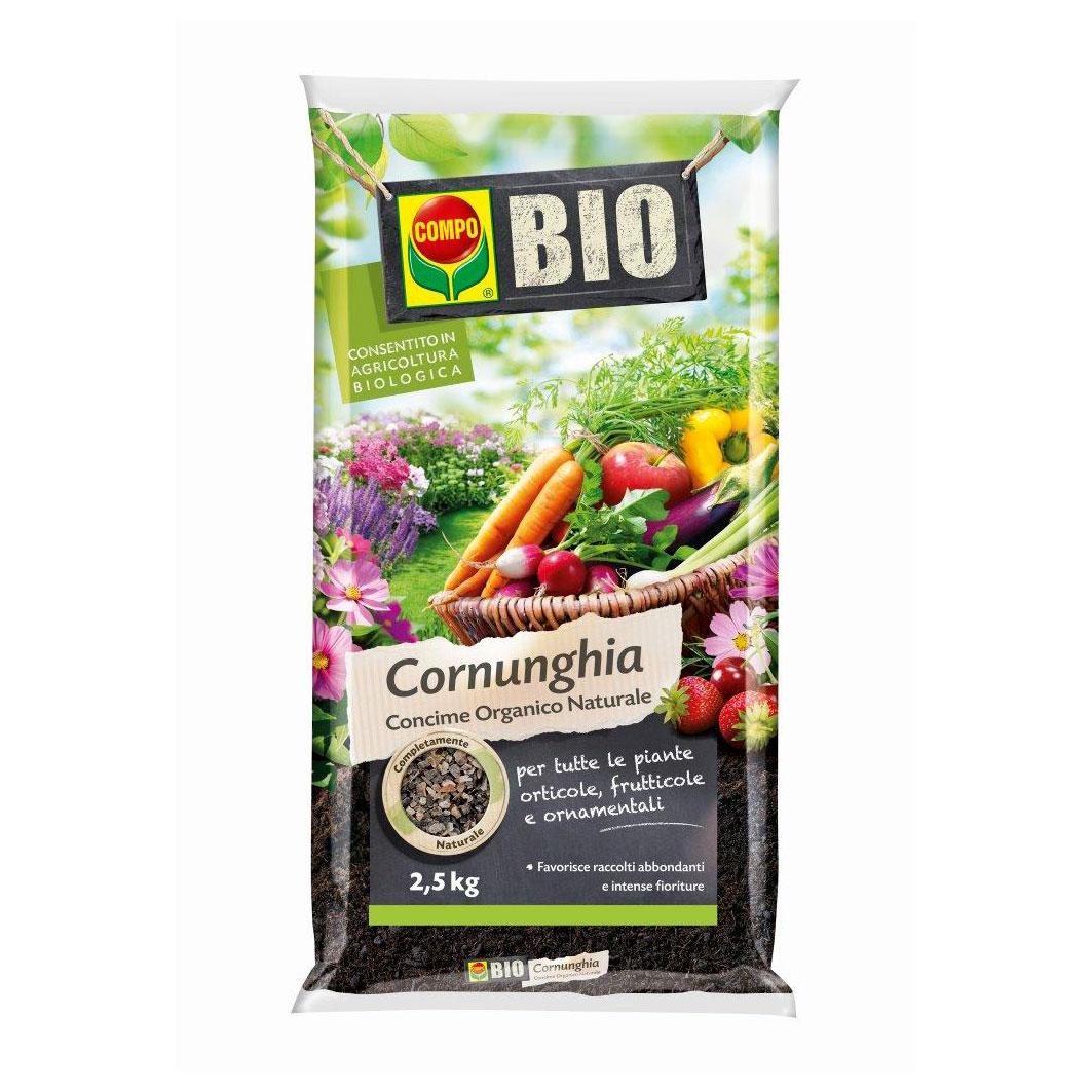 Compo BIO Cornunghia kg2,5