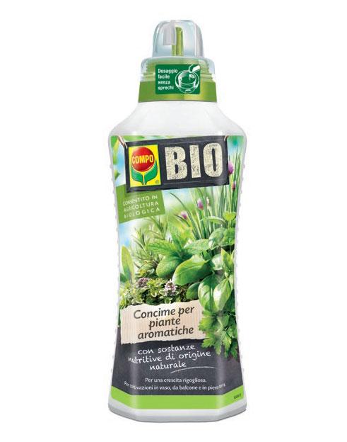 Compo Concime per Piante aromatiche BIO 500ml