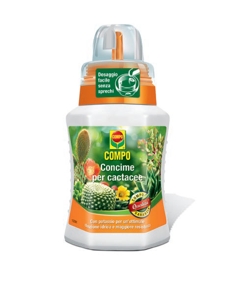 CONCIME PER CACTACEE 250ML