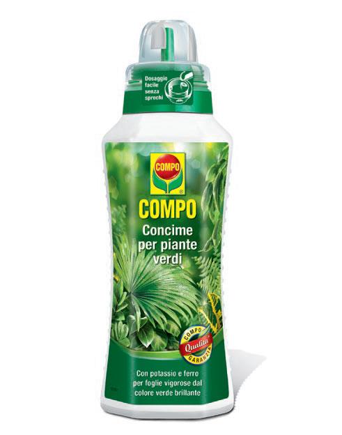 CONCIME PER PIANTE VERDI 500ML
