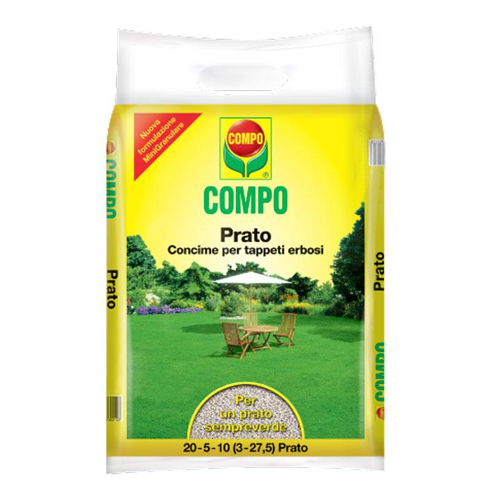 COMPO Prato kg5 Concime per tappeti erbosi