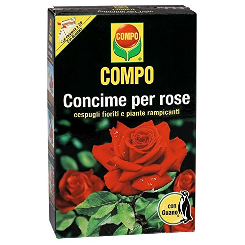 Compo ROSE GUANO kg3
