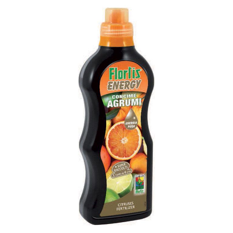 Flortis ENERGY Concime liquido per AGRUMI lt.1