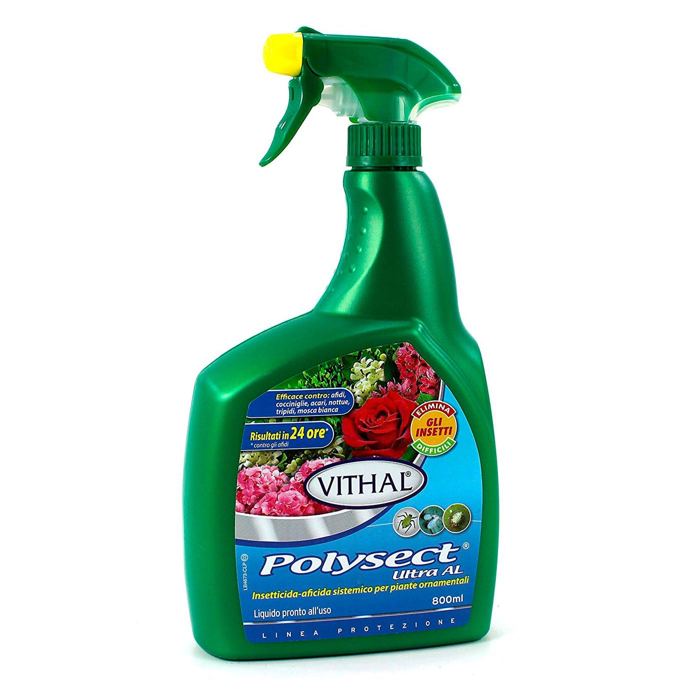 Polysect Ultra AL PFnPO Insetticida sistemico pronto all'uso 800ml