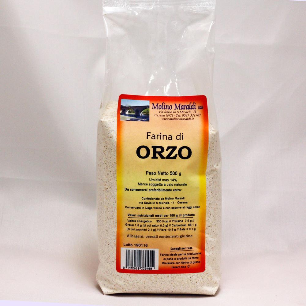 Farina di ORZO gr500
