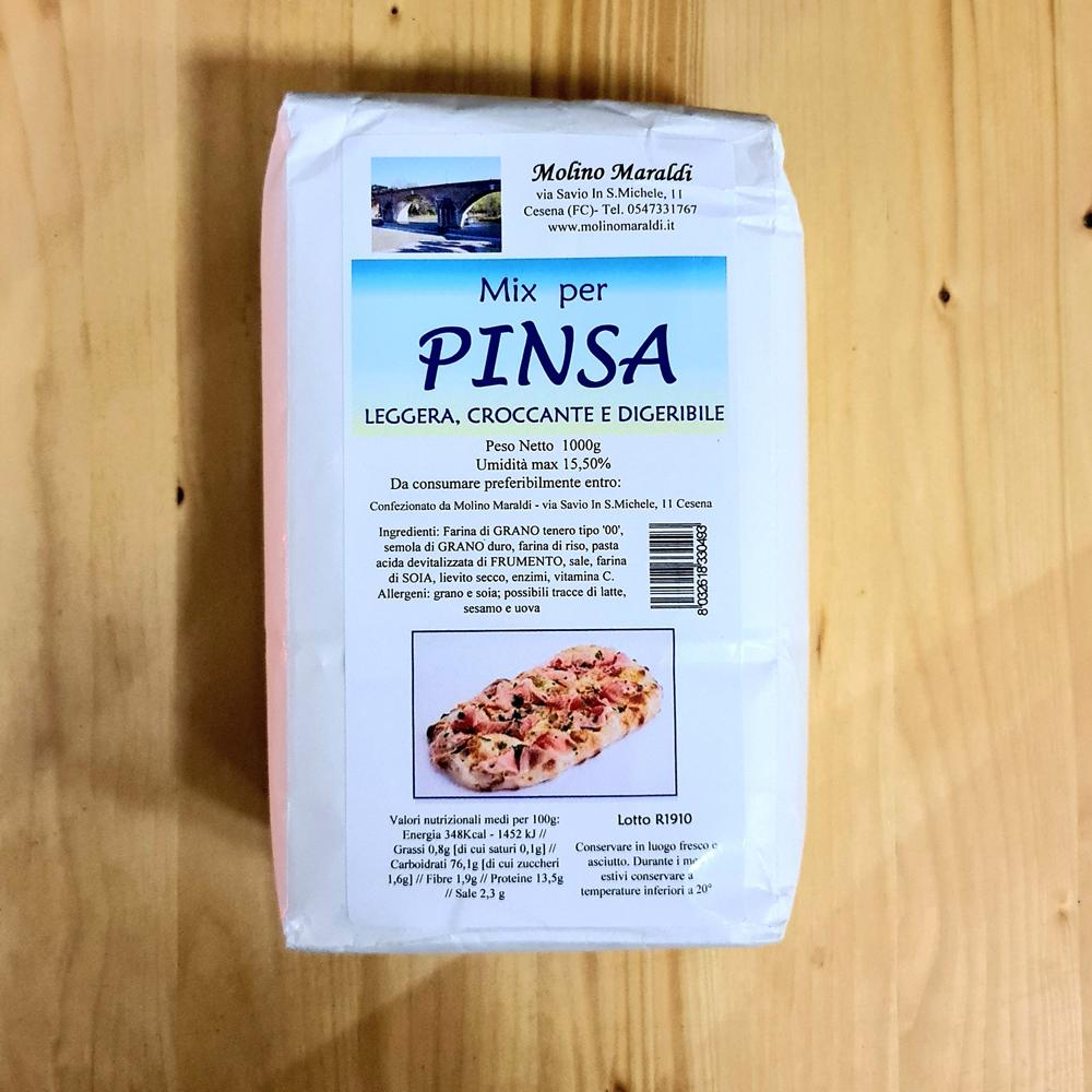 Mix per PINSA kg1
