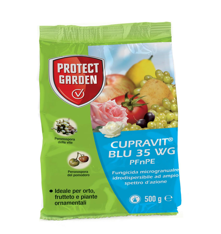 Cupravit Blu 35 WG PFnPE gr500 Fungicida rameico
