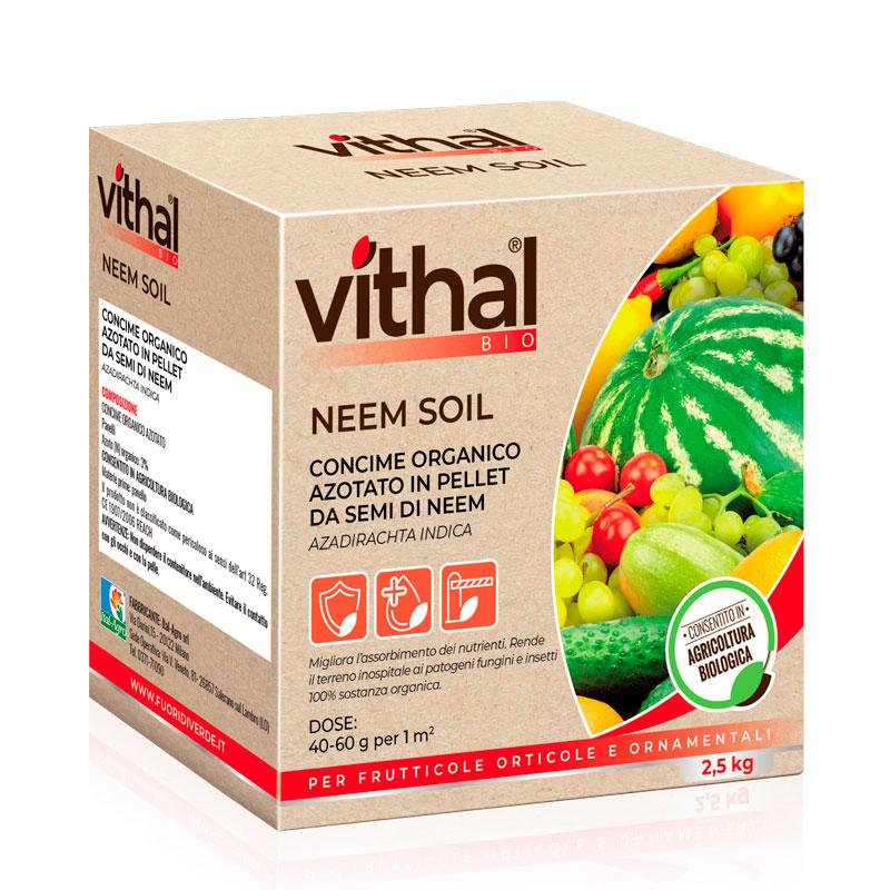 VITHAL BIO Neem Soil kg2,5