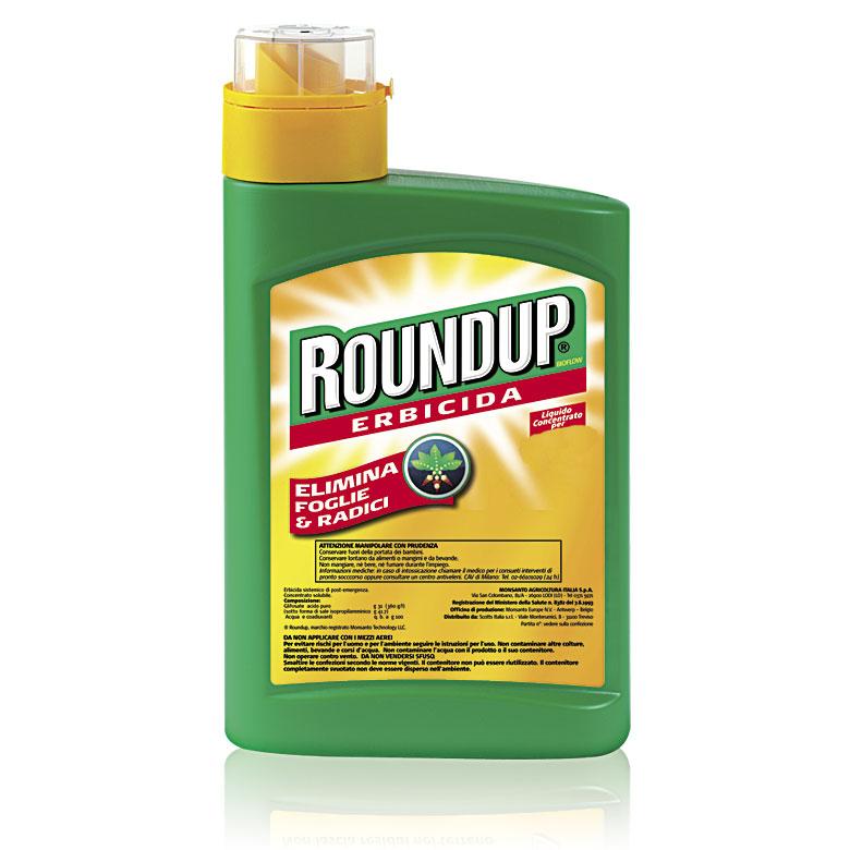Roundup Bioflow 280ML erbicida sistemico a base di GLIFOSATE