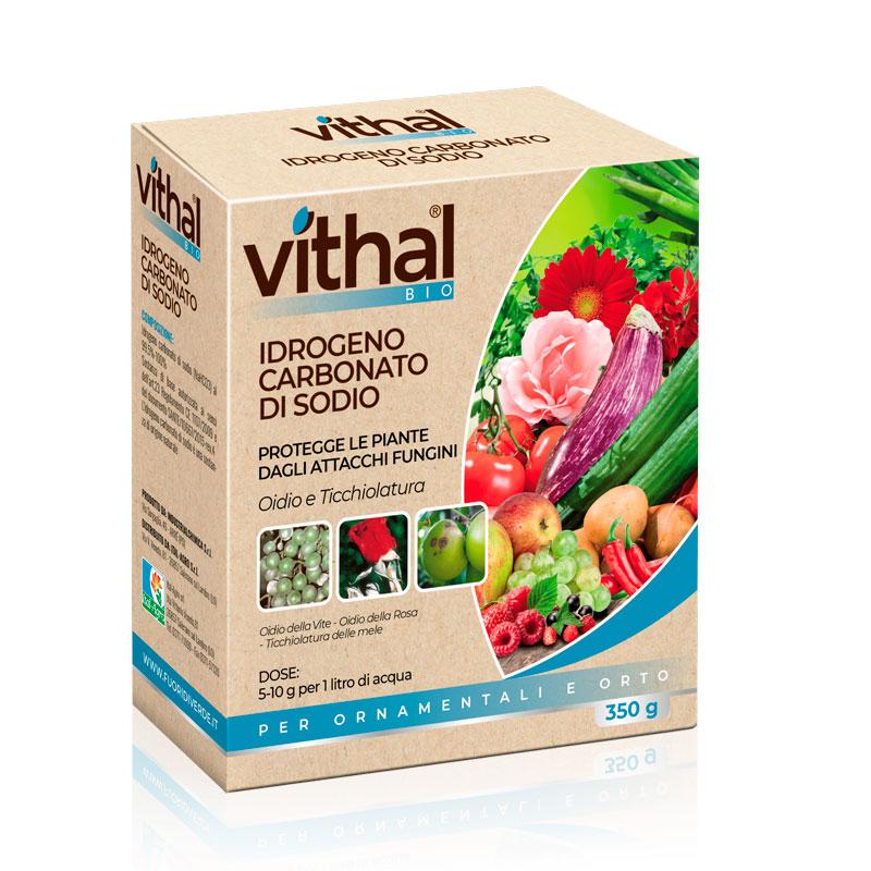 VITHAL Idrogenocarbonato di Sodio gr350