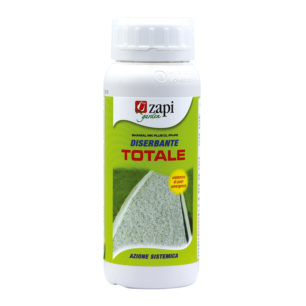 ZAPI DISERBANTE TOTALE 500ml SHAMAL MK PLUS CL PFnPE