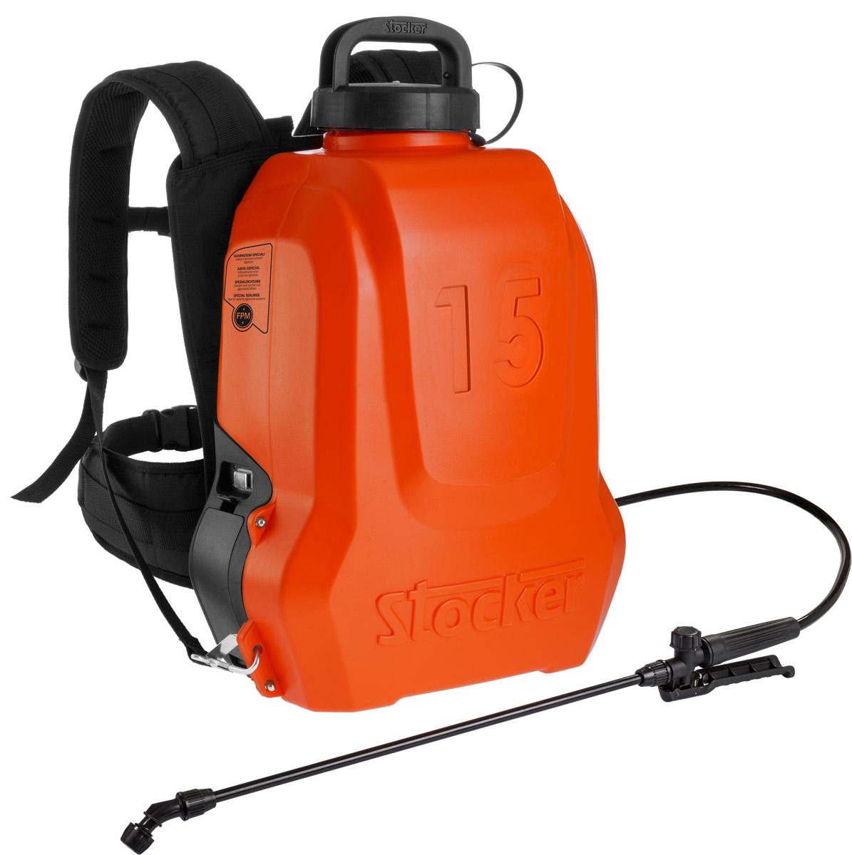Pompa zaino elettrica Ergo15 l Li-Ion FPM 5bar