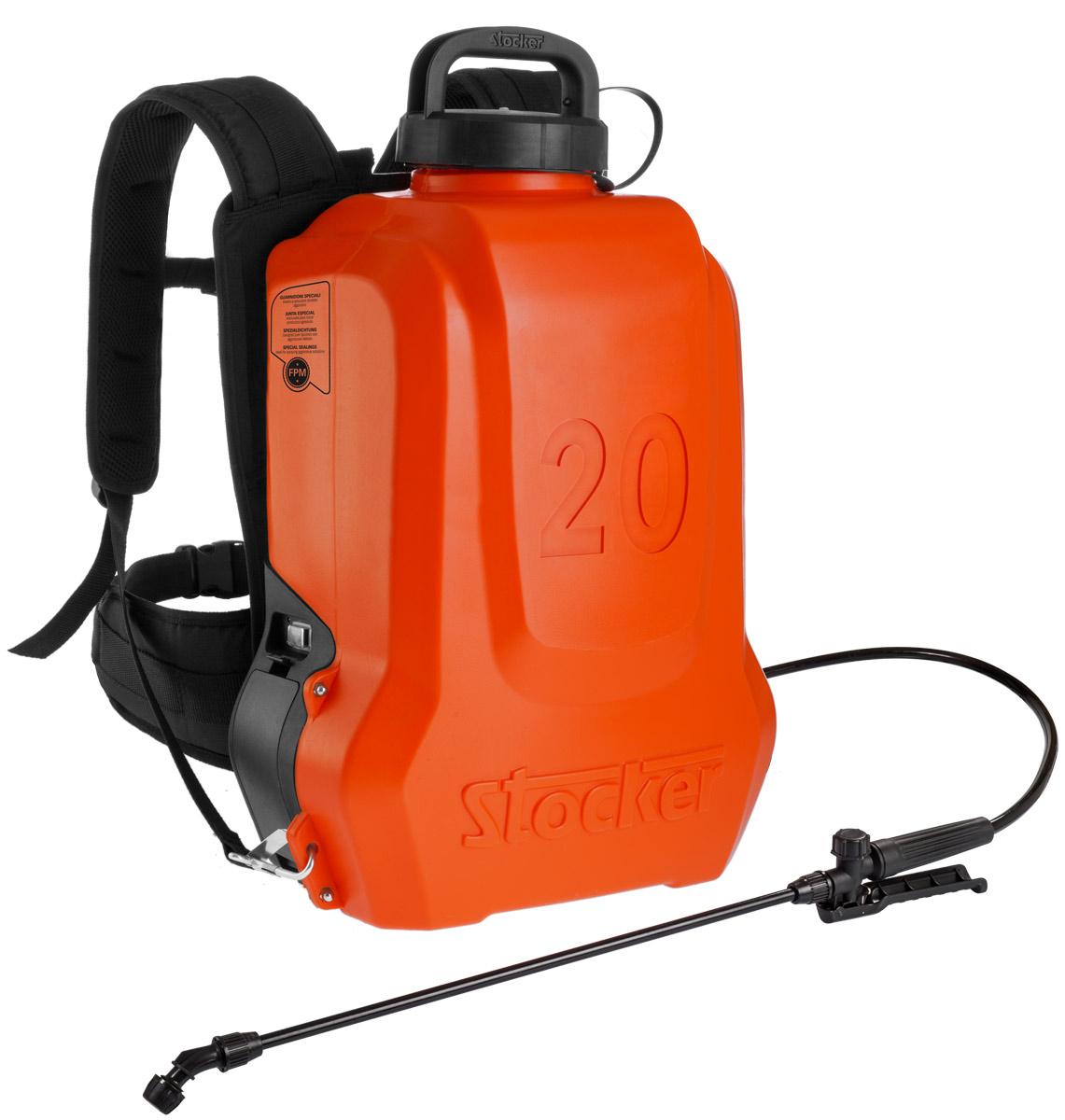 Stocker Pompa zaino elettrica Ergo20 l Li-Ion FPM 5bar