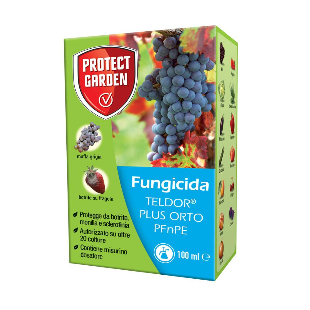 Teldor Plus PFnPE 100ml protegge da botrite e monilia