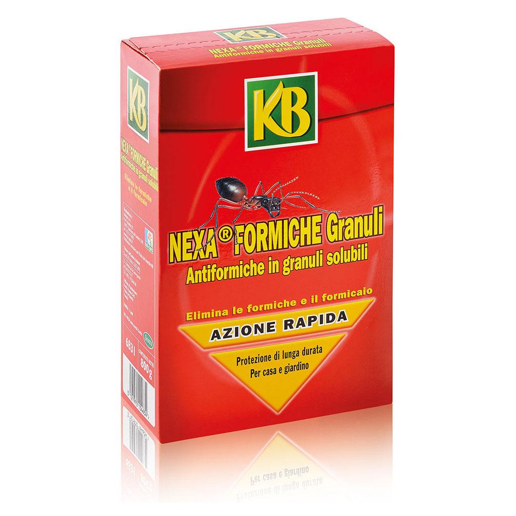Nexa INSETTICIDA formiche in granuli solubili gr800 RISULTATI IN 24h