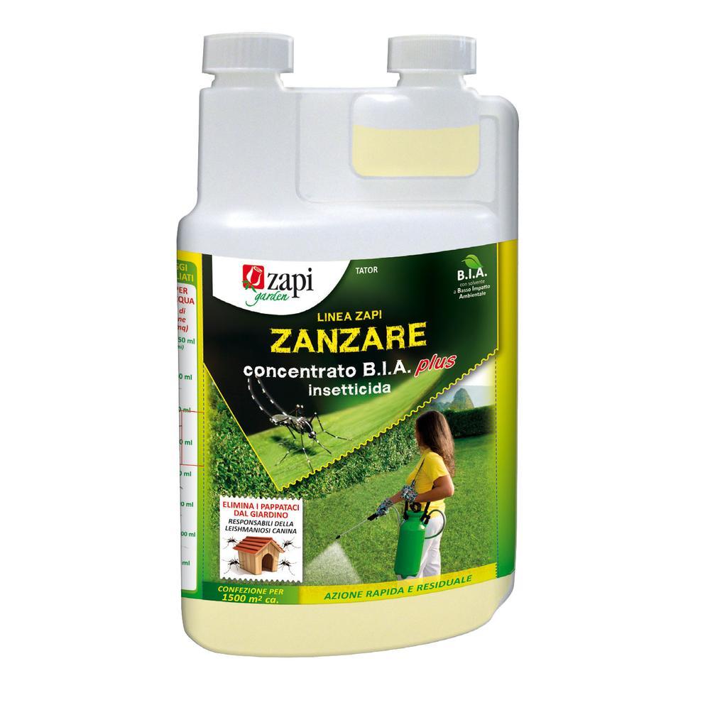 Zapi zanzare concentrato lt1 B.I.A. plus Insetticida per uso sul verde