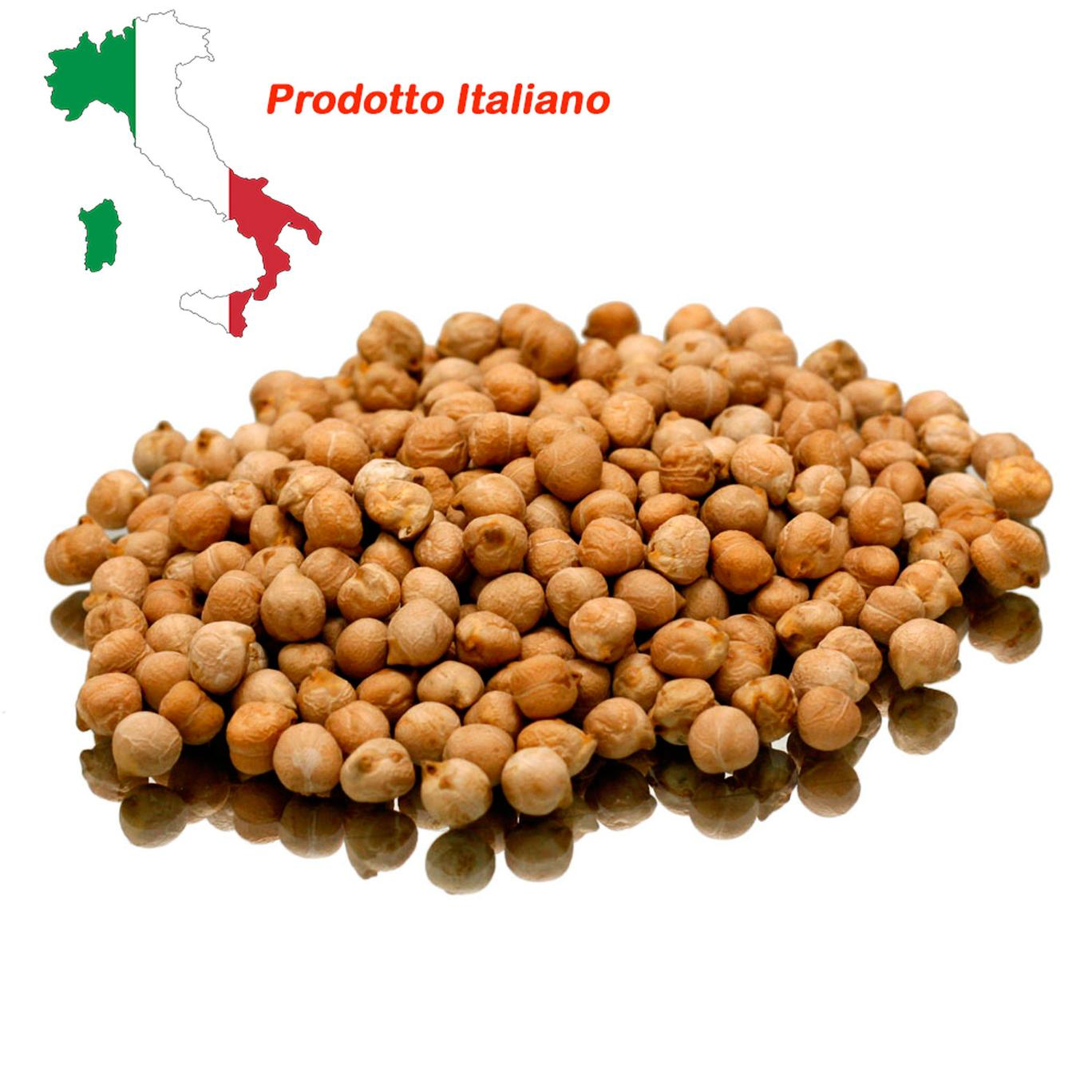 Ceci secchi calibro grosso provenienza ITALIANA da kg5