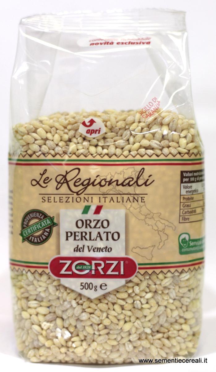 ORZO PERLATO DELLE MARCHE GR500
