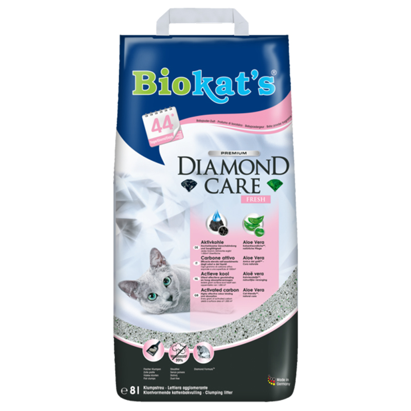 BIOKATS DIAMOND CARE Fresh 8LT