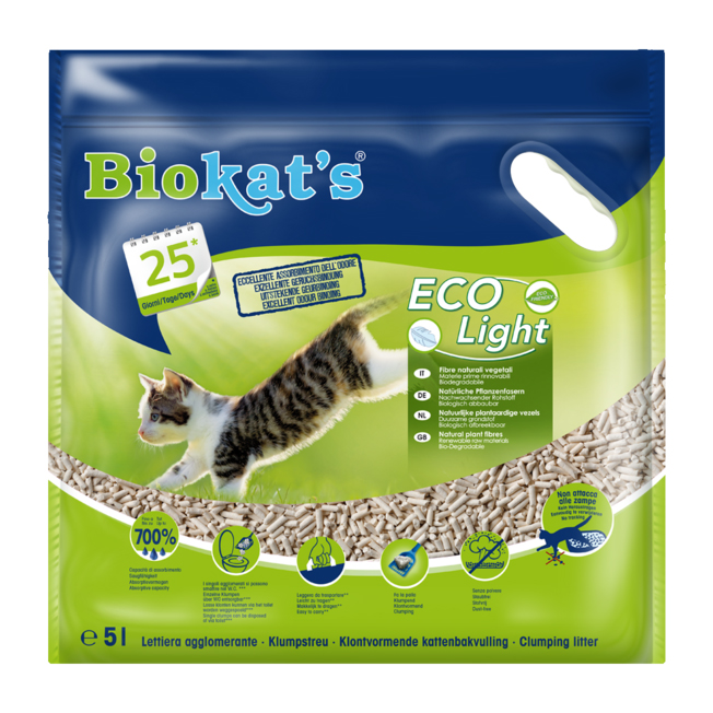Biokat's Eco Light 5 L