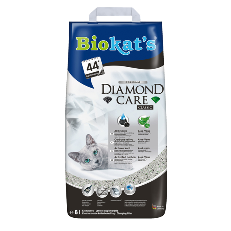 BIOKATS DIAMOND CARE Classic 8LT