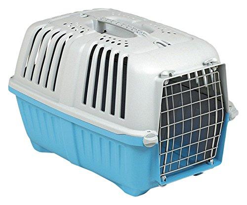 TRASPORTINO PRATIKO 1 METAL MISURA PICCOLA per gatti e cani piccoli in VARI COLORI