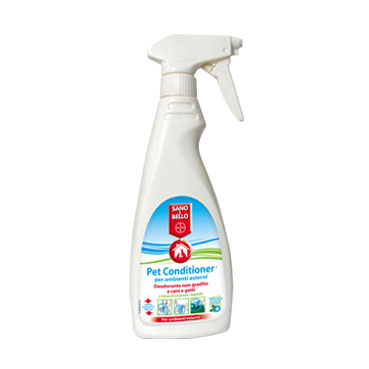 Pet Conditioner Bayer REPELLENTE - disabituante per cani e gatti per ESTERNI 500ml