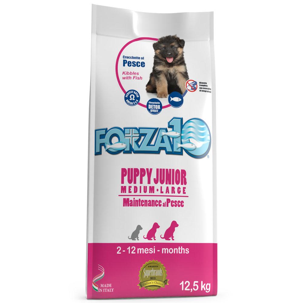 FORZA10 Puppy Junior kg15 - medium/large PESCE