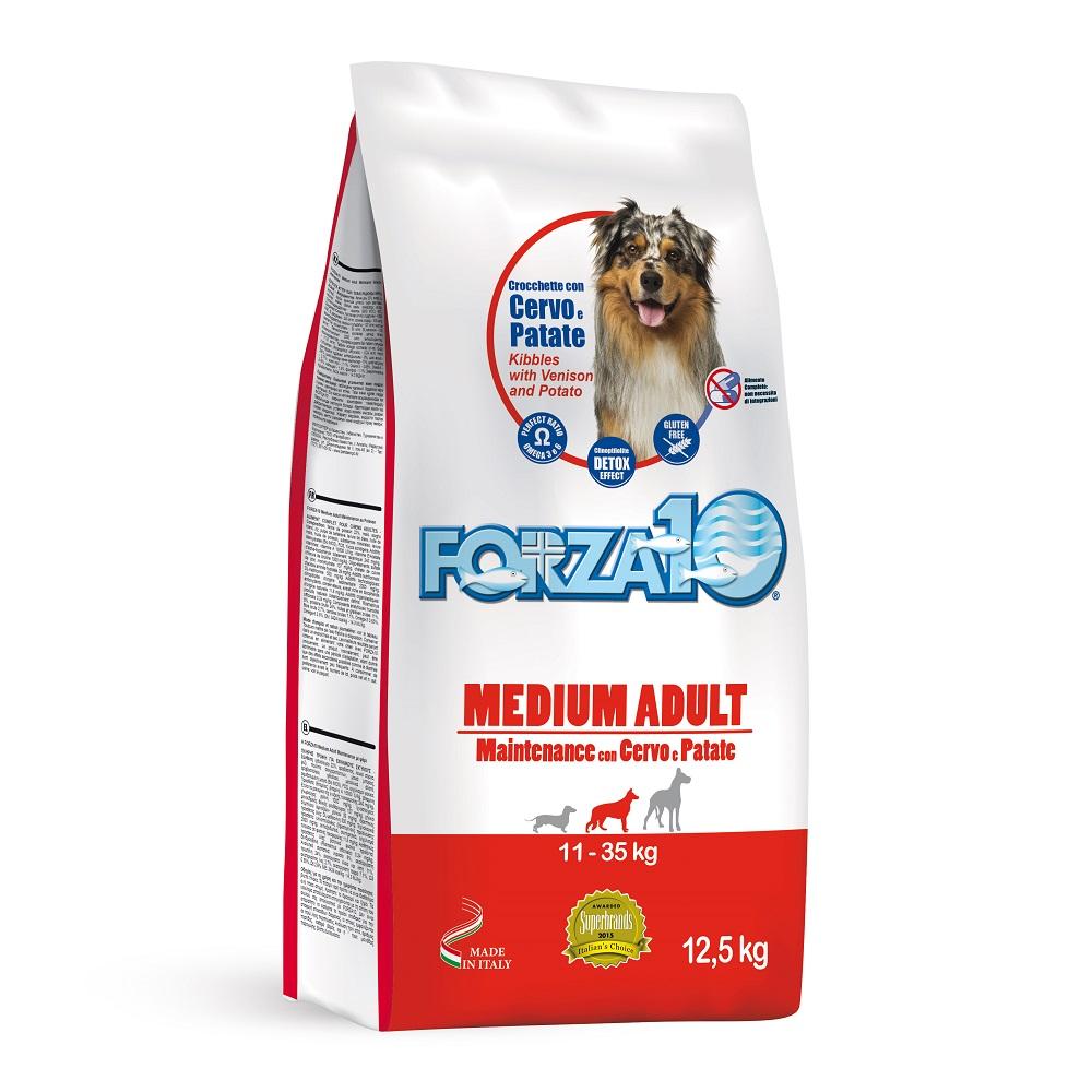 FORZA10 Adult CERVO e Patate kg12,5