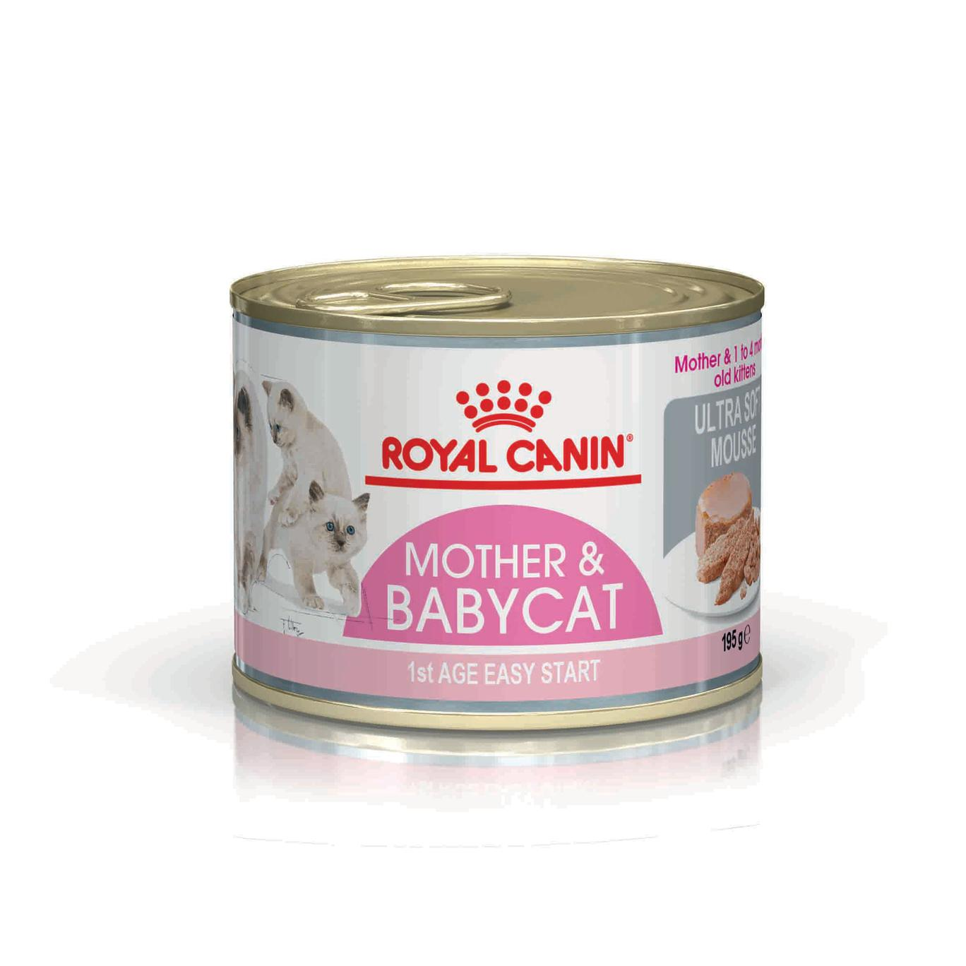 Royal Canin BabyCat instinctive cartone da 12 lattine x gr195 *PROMO PACK*