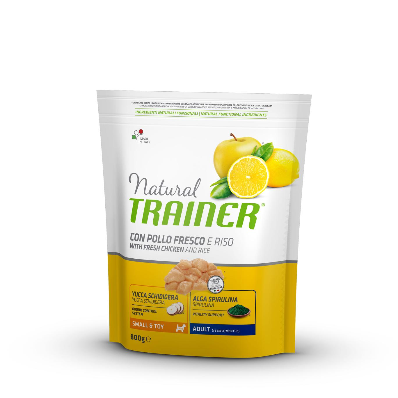 Trainer Natural ADULT Mini Pollo gr800