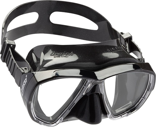 MASCHERA BIG EYES EVO BLACK Cressi