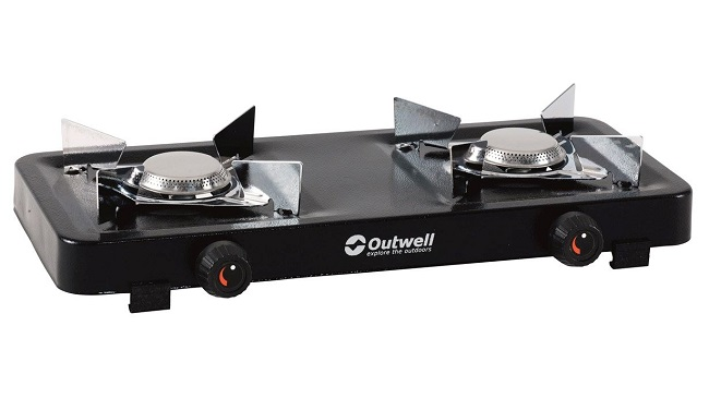 FORNELLO APPETIZER A GAS 2 FUOCHI Outwell