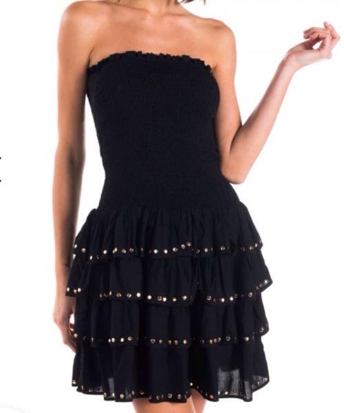Mini Dress Bolero